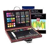 DREAMADE 80 PCS Set de Dessin,Malette de Coloriage...