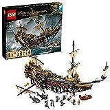 LEGO- Pirates of The Caribbean Silent Mary Costruzioni Piccole Gioco Bambina Giocattolo, Multicolore, 71042