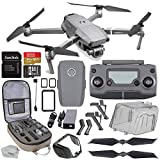 "DJI Mavic 2 Pro Drone Quadcopter with Hasselblad Camera 1"" CMOS Sensor Starters Backpack Bundle"
