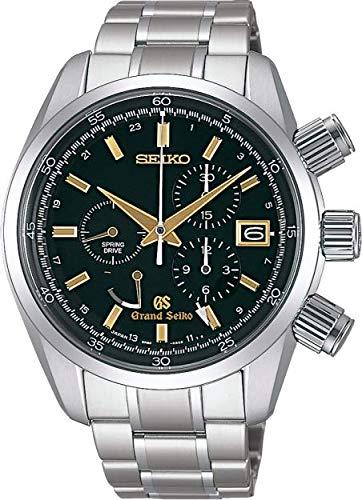 Grand Seiko sbgc005Spring Drive Chronograph GMT New