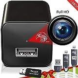 Spy Camera Charger | Hidden Camera | Premium Pack | Mini Spy Camera 1080p | USB Charger Camera |...