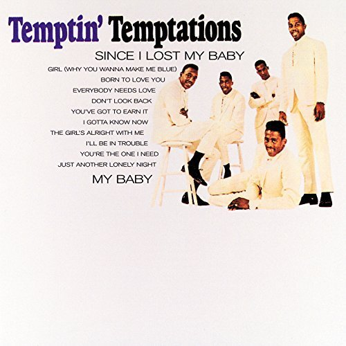The Temptin' Temptations (Remastered) by The Temptations (1998-10-20)