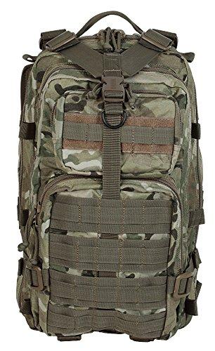 VooDoo Tactical 15-7437082000 Level III Assault Pack, Multicam