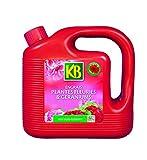 KB Engrais Geraniums et Plantes Fleuries Liquide 4L