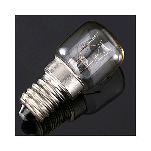 T22E14(15W) ad alta temperatura di 300gradi lampadina per forno, pane macchina speciale forno...