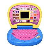 FOREMOST Kids Laptop, LED Display, with Music,Educational Laptop Learner with Led Screen, Multi Color