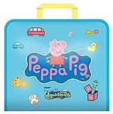 Peppa Pig - AquaDoodle, Pizarra mágica (Tomy T72368) (versión en inglés)
