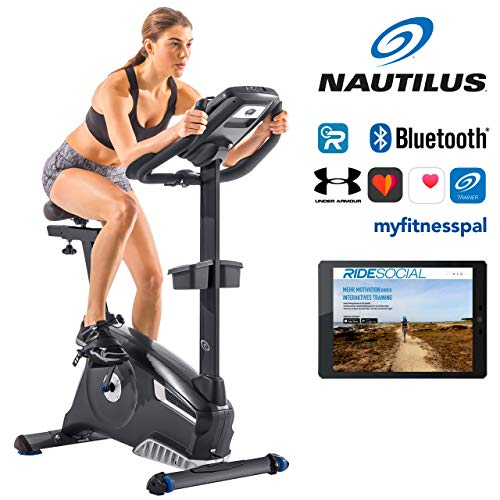 Nautilus Ergometer U628 - 25 Widerstandsstufen -...