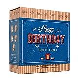 Caja de Cafe Gourmet Para Cumpleaños - Paquete de Degustación con 5 de Los...