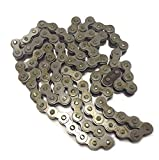 WhatApart Rear Drive Chain compatilbe with Coleman 196cc CT200U Chain, CT200U, BT200X Mini Bike