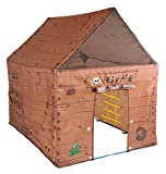Pacific Play Tents 60801 Kids Club House Playhouse, 50' x 40' x 50' New Size