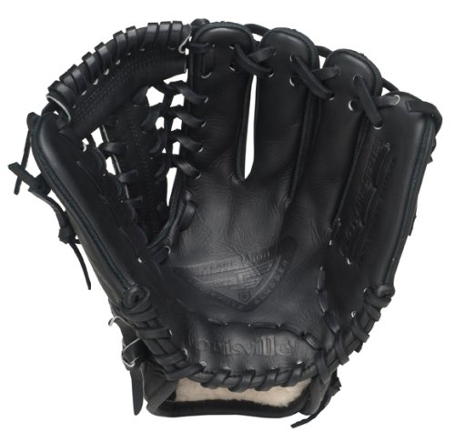 Louisville Slugger TPX Pro Flare Black Ball Glove (Right Hand Throw, 12-inch)