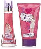 Disney Coffret Cadeau Duo Violetta 2 Pièces