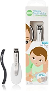 NailFrida The SnipperClipper Set by Fridababy – The Baby Essential Nail Care kit for..