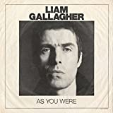 AS YOU WERE [LP] (180 GRAM, WHITE COLORED VINYL) [Analog]