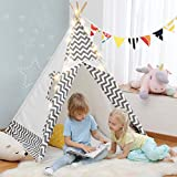 OlarHike Teepee Play Tent for Kids, Girl and Boy, Durable Baby Toddler...