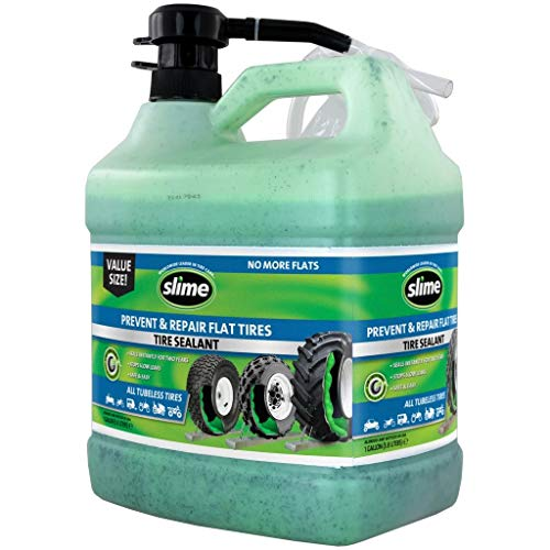 Slime Tire Sealant and Tire Repair 1 Gallon