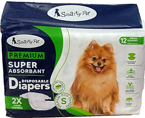 Foodie Puppies Disposable Pet Diapers for Dogs