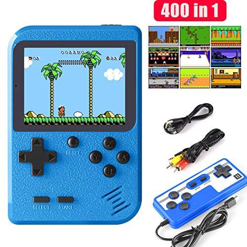 Etpark Consoles De Jeux Portable, Console de Jeu Retro FC, avec 400 jeux FC...