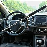 Acobonline Antivol bloque-volant haute sécurité, modèle universel, pour tous types de véhicules,...