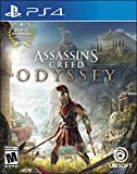 Assassin's Creed Odyssey - PlayStation 4 Standard Edition (Video Game)