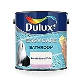 Dulux Easycare - Peinture pour salle de bain Soft Sheen, 1 L - Pure White Brilliant