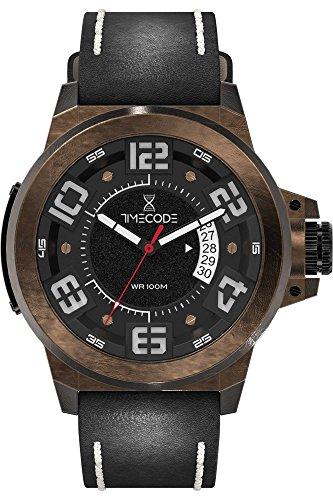 Timecode X-Rays 1895 Herren-Armbanduhr Analog Quarz TC-1005-05