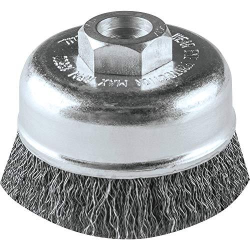 Makita A-98382 3' Crimped Wire Cup Brush, M10 x 1.25
