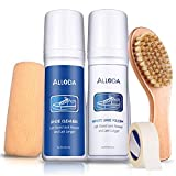 Shoe Cleaner + White Shoe Polish, Shoe Cleaning Kit, White Shoe Cleaner, Alloda