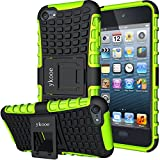 ykooe Coque pour iPod Touch 5, iPod Touch 6, iPod Touch 7 Coque, Housse TPU...
