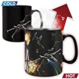 ABYstyle -Star Wars - Mug Heat Change - 460 ML - Bataille Spatiale