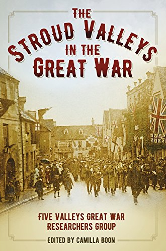The Stroud Valleys in the Great War Paperback
