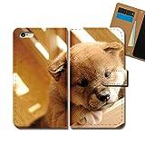 iPhone 11 Pro iPhone11Pro ケース 手帳型 いぬ画像 手帳ケース スマホケース カバー 子犬 イ……