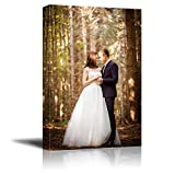 SIGNFORD 24'x16' Custom Canvas Prints, Wedding Personalized Poster...