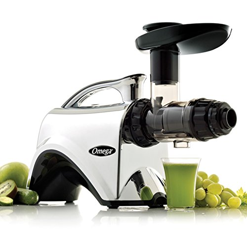 Omega NC900HDC Juicer Extractor and Nutrition Center Creates...