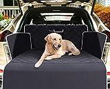 Pecute Funda para Maletero de Coche para Perros Impermeable & Antideslizante Protector para Maletero de Coche, Universal para SUV, Camión, Transportar y Viaje (XL)