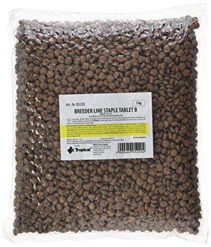 Tropical BL Staple Tablet B Hauptfutter Bodentabletten, 1er Pack (1 x 1 kg)