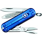 Couteau de poche Victorinox Classic (7 fonctions, lime à ongles, ciseaux)...