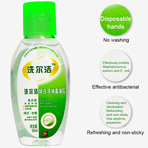 Handfly Liquid Hand Soap Disposable Hand Sanitizer Disposable Quick-Dry, Hand Sanitizer 50ml / Bottle