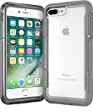 Pelican Voyager iPhone 7 Plus Case (Clear/Gray)