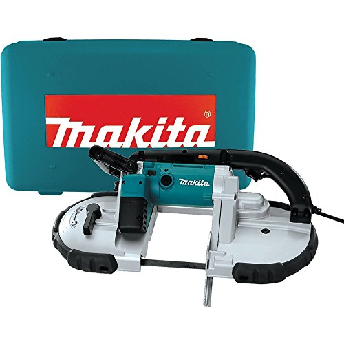 Makita 2107FZK 6.5 Amp Variable Speed Portable Band Saw with L.E.D. Light,...