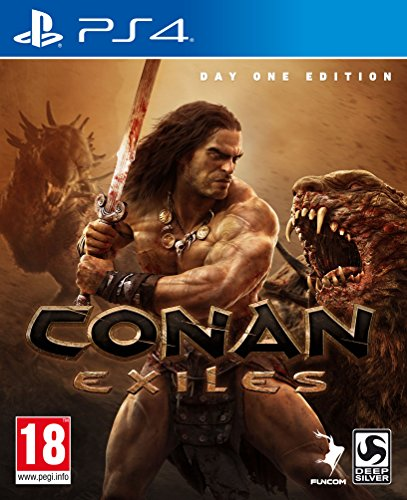 Conan Exiles Day One Edition [Pegi-AT] [PlayStation 4]