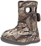 Bogs Baby Bogs Waterproof Insulated Toddler/Kids Rain Boots for Boys and Girls, Camo Print/Mossy Oak, 9 M US Toddler