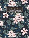 livre de compte auto entrepreneur: Cahier de comptabilité   Recette achat   Registre des...