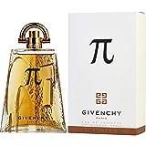 Givenchy Pi Cologne Eau de Toilette Spray for Men, 3.3 Fluid Ounce