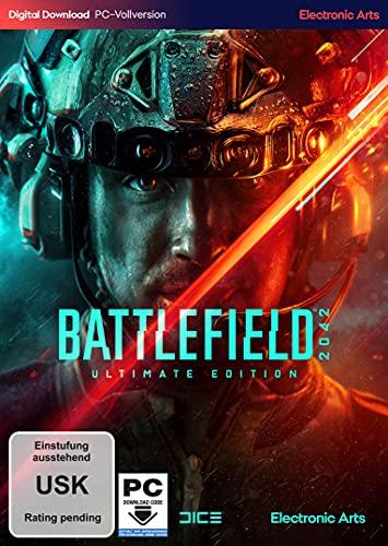 Battlefield 2042 Ultimate Edition - PC Code - Origin