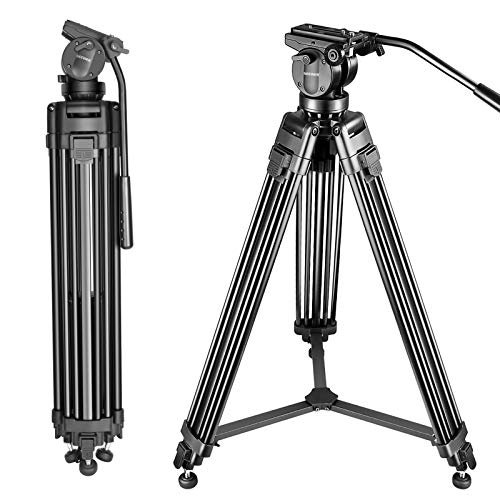 Neewer Professional 61 inches/155 Centimeters Aluminum Alloy...