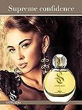 SANGADO Supreme Trust Perfume para mujer, de larga duración de 8 a 10 horas, lujoso, fragancia floral ...