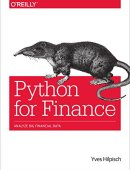 Python for Finance: Analice Big Financial Data