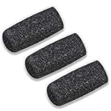 Regular Coarse Refill Rollers by Own Harmony for Electric Callus Remover CR1700 - Professional Foot Care for Healthy Feet - Best Pedicure File Tools - Refills 3 Pack Regular Coarse Replacement Roller